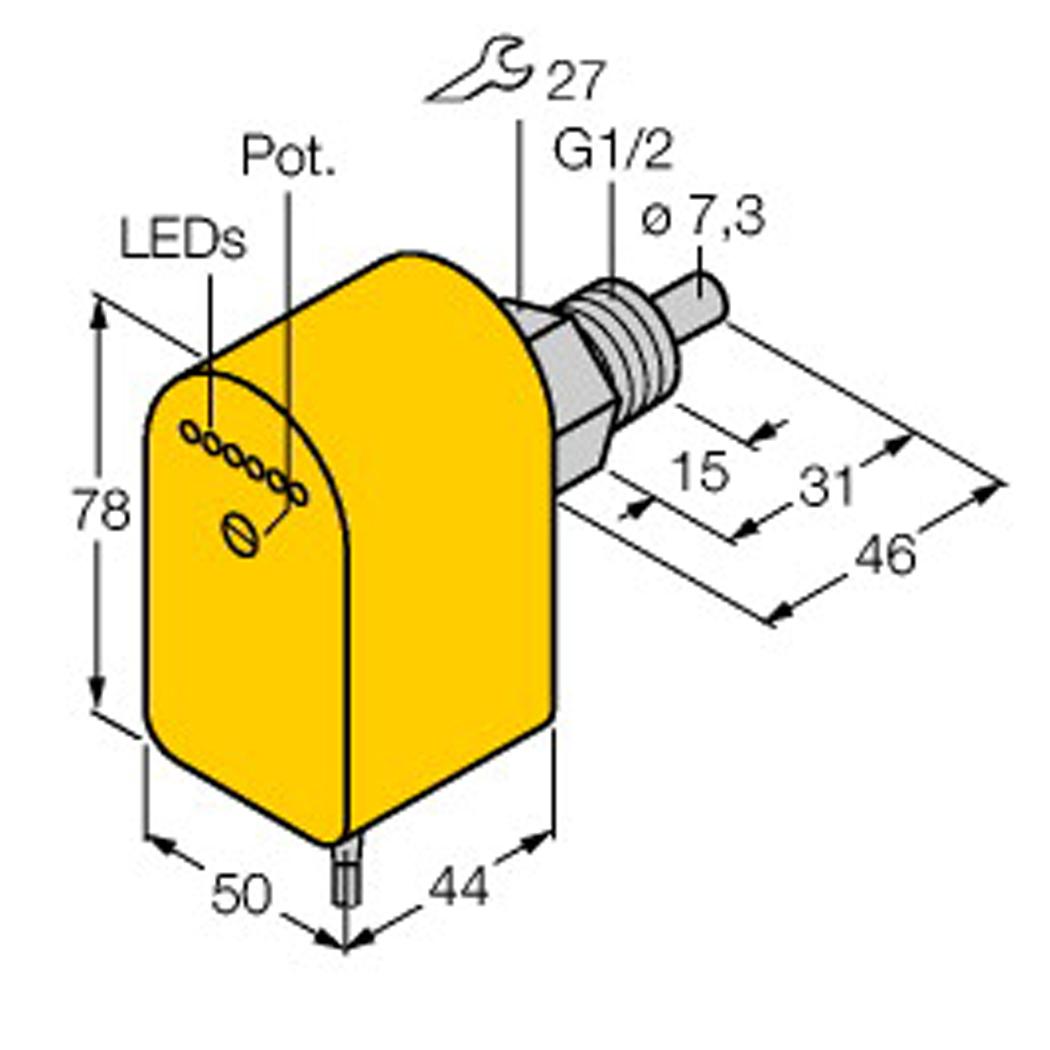 Turck Jling Automation Sensor Wiring Diagram Fcs G1 2a4p Vrx 230vac